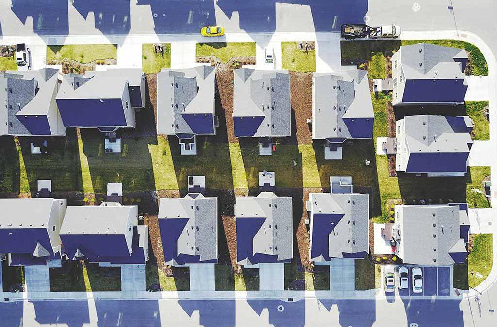 Sie planen einen Immobilienkauf? Wie wärs mit Drohnenaufnahmen?