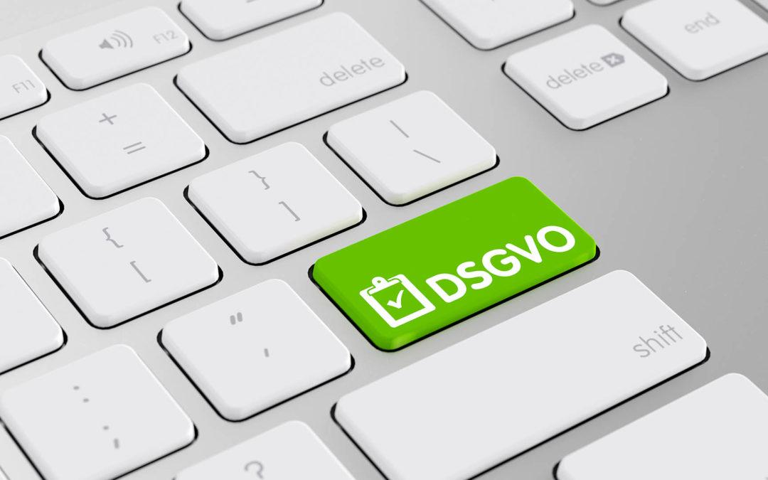 Stichwort Datenschutz: Machen Sie den DSGVO-Check!